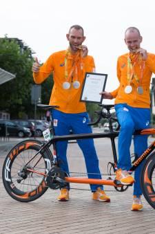 Baanwielrenner Vincent ter Schure jaagt op gouden medaille bij Paralympische Spelen