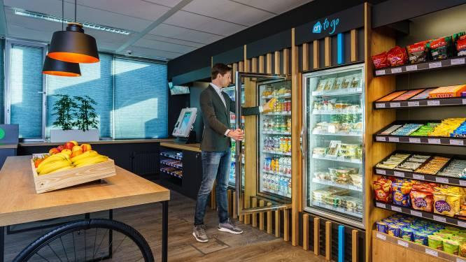 Albert Heijn opent onbemande supermarktjes op kantoor: minstens 25 in België