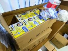 Charleroi envisage des sanctions légales, mais débute sa livraison de masques
