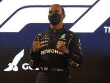Hamilton neemt weer een record over van Schumacher