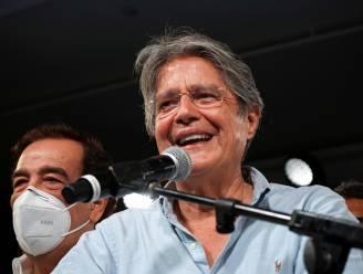 Conservatief Lasso wint presidentsverkiezingen in Ecuador