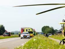 72-jarige vrouw die met haar auto frontaal in botsing kwam overleden: 'Maar niet door het ongeluk'