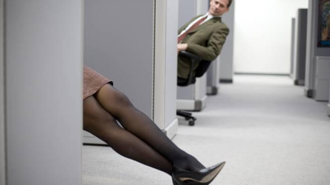 Hilarisch: de handleiding voor 'bureauseks'