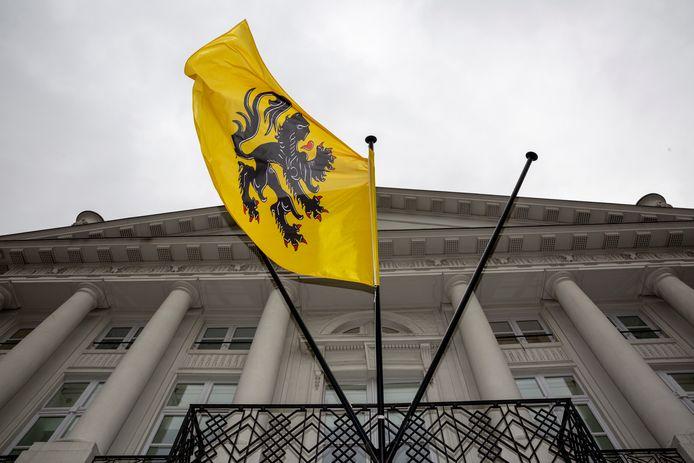 Le siège du gouvernement flamand à Bruxelles.