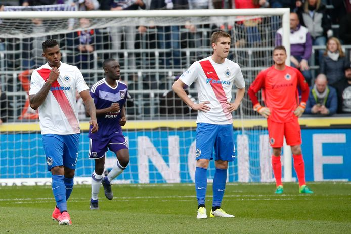 Wesley en Engels samen bij Club Brugge, straks zij en zij bij Aston Villa?