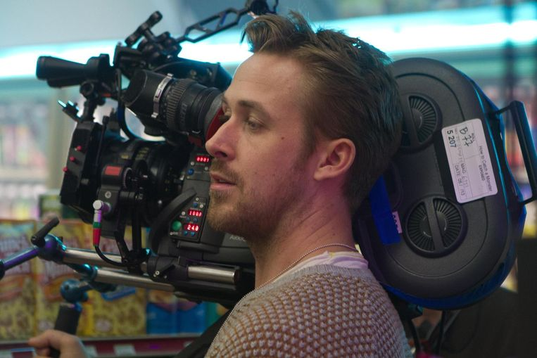 Ryan Gosling maakte met 'Lost River' zijn regiedebuut, al was hij ook bij 'Drive' al erg betrokken bij wat er zich achter de schermen afspeelde. Beeld © RV