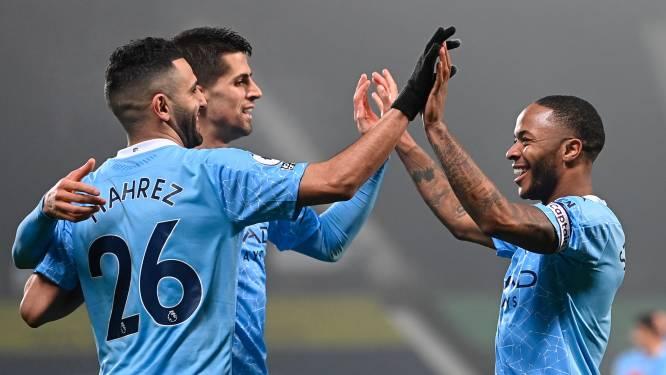 21 op 21: Manchester City pakt koppositie na klinkende zege