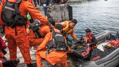 Nog steeds 193 vermisten na schipbreuk in Indonesië: kapitein gearresteerd