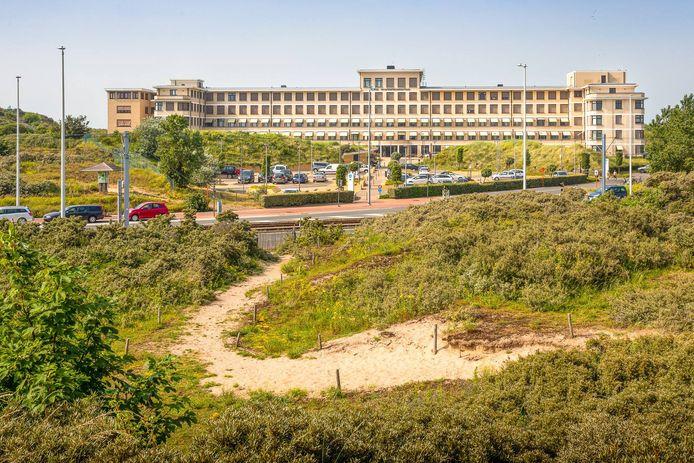 Het KEI weert bezoekers en patiënten uit de ruime regio Houthulst.