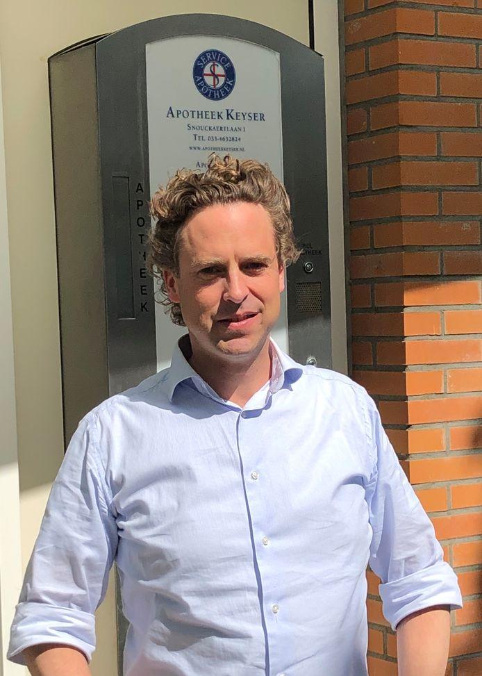 Apotheker Alexander Martens