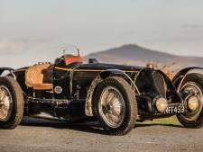 Recordbedrag voor Bugatti van oude Belgische koning