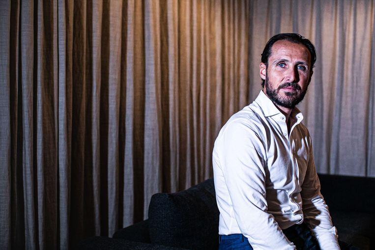 Alexander Alonso is de CEO van BD Benelux, het bedrijf dat de spuiten en naalden produceert: 'België plaatste zijn bestelling bijzonder laat. Gelukkig wilde Canada een deel afstaan.' Beeld Bas Bogaerts