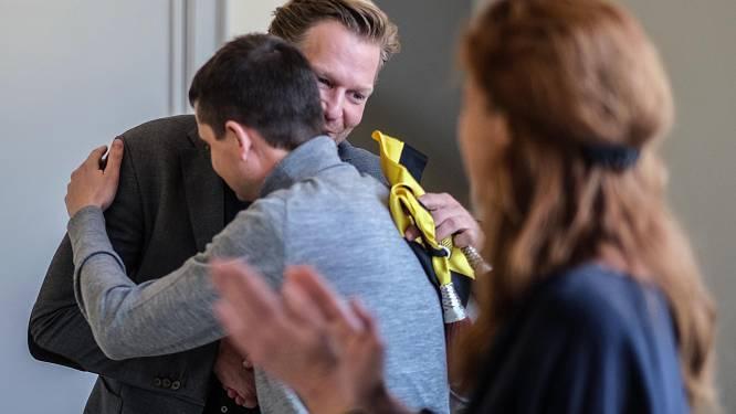 """Wouter Allijns (40) neemt schepenambt van Arne Vandendriessche over: """"Mijn hart haalt het van mijn hoofd, ik geef er mijn job voor op"""""""