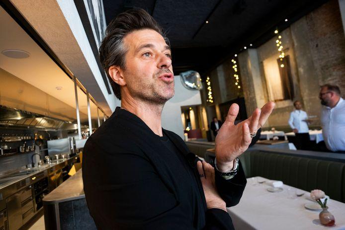 Sergio Herman stelt zijn nieuwste restaurant Le Pristine voor.