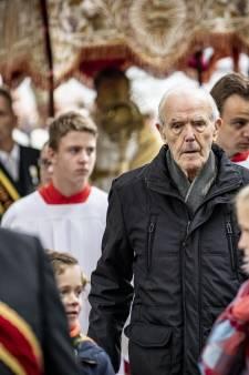 Op bedevaart in Overdinkel tijdens de Gerardus Majella processie
