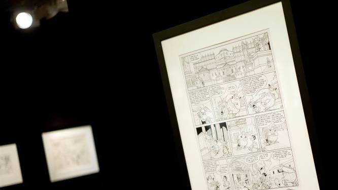 Une ébauche d'histoire non achevée d'Astérix découverte par la fille de Goscinny