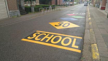 Oud-Heverlee maakt schoolomgevingen veiliger