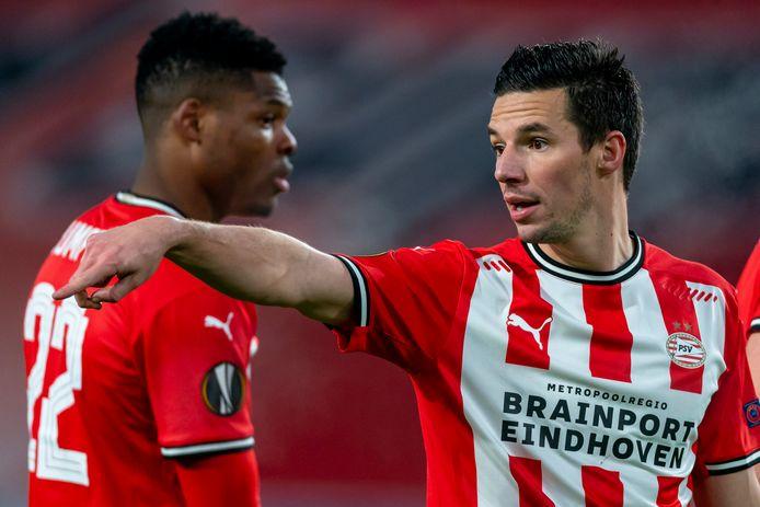 Nick Viergever is klaar bij PSV.