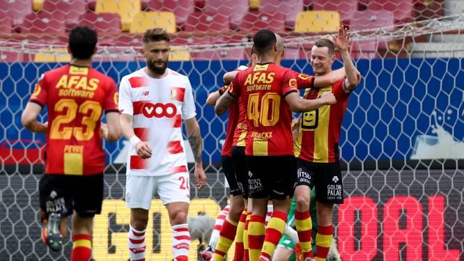 KV Mechelen klopt Standard dankzij tweeklapper van Schoofs en blijft leider in Europe play-offs