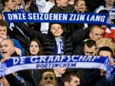 'Uitzwaaien' FC Twente door Graafschapsupporters gaat niet door