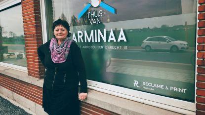 """Huis van Arminaa kan nog niet open: """"Doel was om mensen uit hun isolement te halen. En nu moet iedereen in zijn kot blijven"""""""