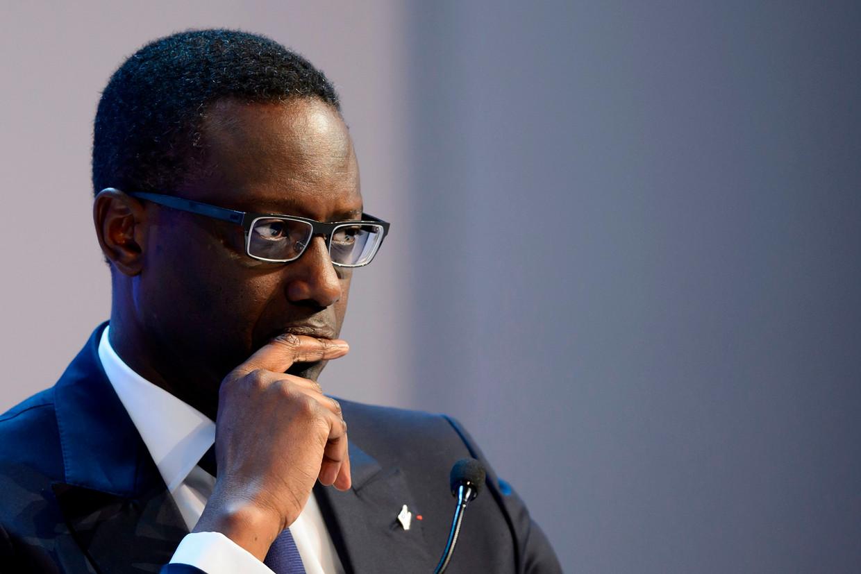 Een uit de hand gelopen rivaliteit met een ambitieuze ondergeschikte leidde er uiteindelijk toe dat Tidjane Thiam ontslag moet nemen. Beeld AFP