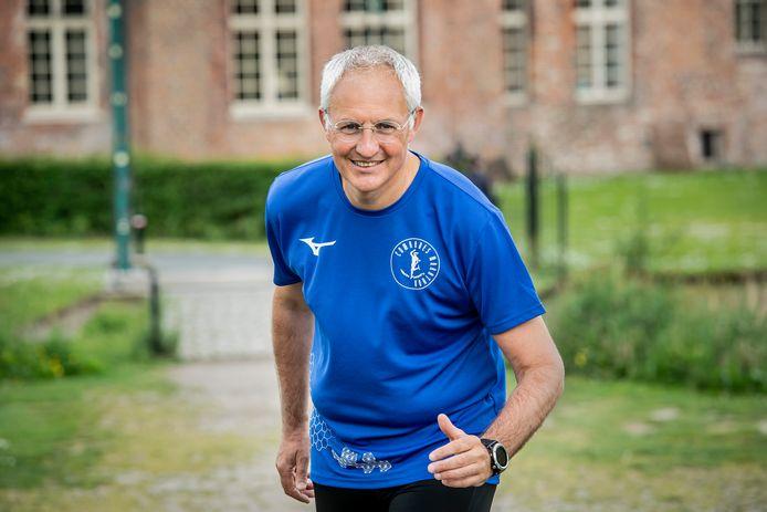Philip Vanmarcke verlegt straks zijn sportieve grenzen voor de Stichting Me To You.
