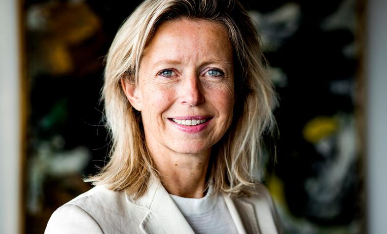 Locoburgemeester Kajsa Ollongren. Beeld ANP