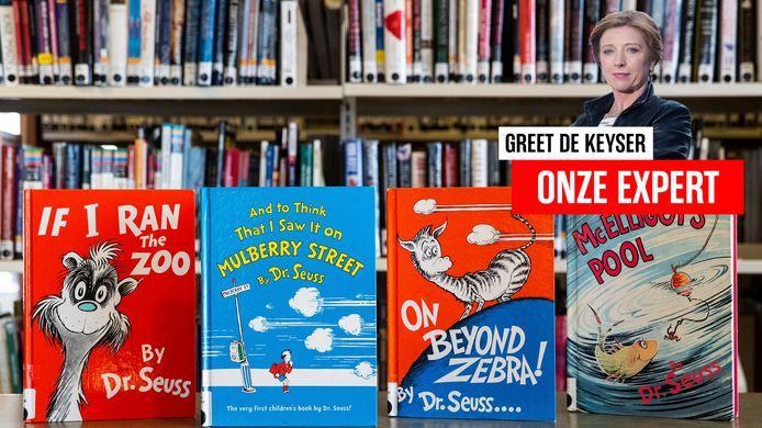Boeken van Dr. Seuss.