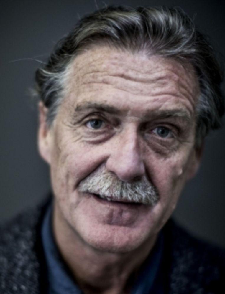 Wim Distelmans: 'In Nederland mag euthanasie bij wilsonbekwame mensen wel, maar wat doe je als dokter als je zo'n patiënt één dag eerder nog een ijsje zag eten in de zon?' Beeld