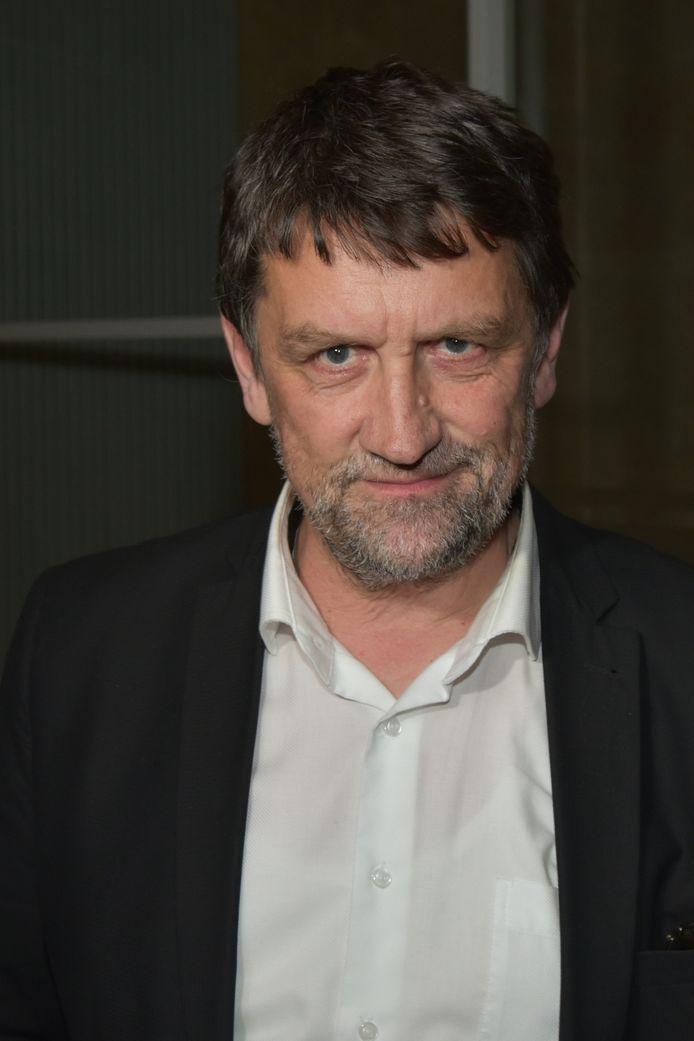 Schepen Peter Vansintjan.