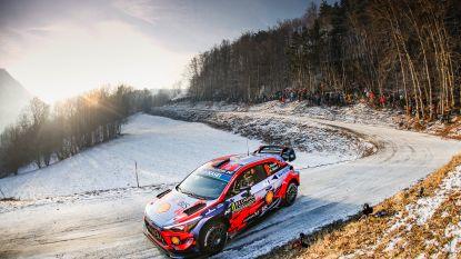 Ogier wint spannende Rally van Monte Carlo, Neuville strandt op tweede plaats