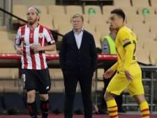 LIVE | Ongewijzigd Barça begonnen aan tweede helft tegen gewijzigd Athletic Club