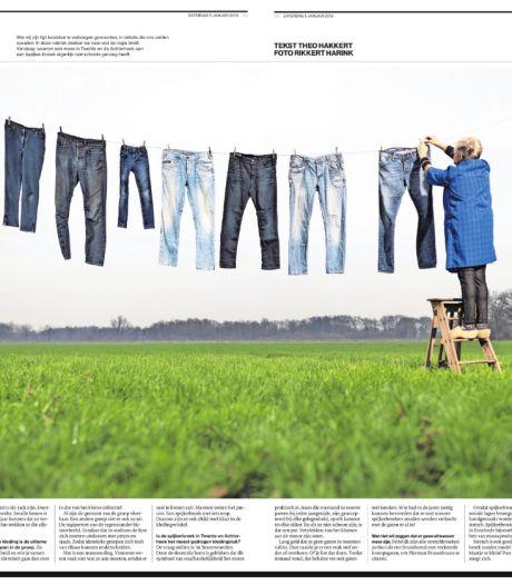 Theo Hakkert en Rikkert Harink over 'Ons DNA': Een populaire rubriek onder lezers