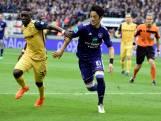 Anderlecht verslaat rivaal Club Brugge nipt