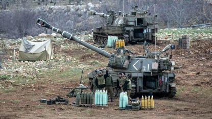 Syrië onderschept Israëlische raketten