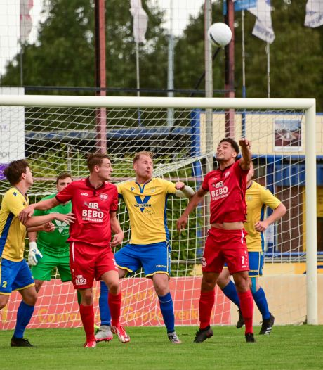 Programma amateurvoetbal: DETO ontvangt koploper Urk