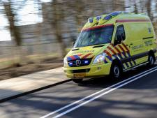 Kind gewond na aanrijding in Spijkenisse