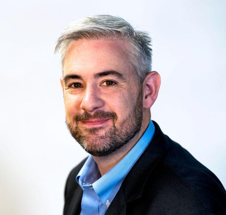 Journalist Matt Apuzzo. Beeld rv