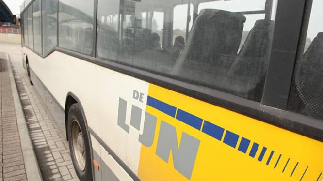 Passagier lijnbus opgepakt voor agressie
