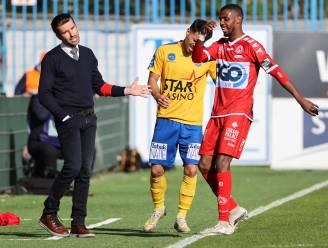 """Luka Elsner na gekke zege van de zekerheid voor KV Kortrijk: """"Ik wou niet vol stress naar Moeskroen kijken"""""""