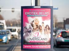 Kijken, kijken, maar niet seksen op Bobbi Eden's Loversland in Den Bosch
