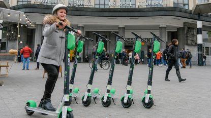 Brussel zet stap naar elektrische step