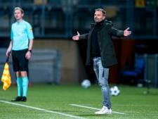 Steijn ziet vooruitgang bij NAC: 'We hebben echt voor de winst gespeeld'