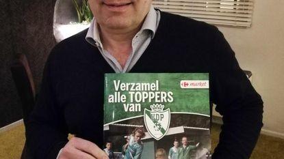 Voetbalclub FC VDP lanceert stickeralbum