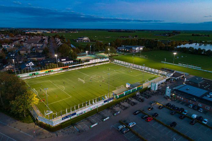 SC Genemuiden hoeft als een van de door corona gedupeerde sportverenigingen geen huur  te betalen voor de velden op sportpark De Wetering