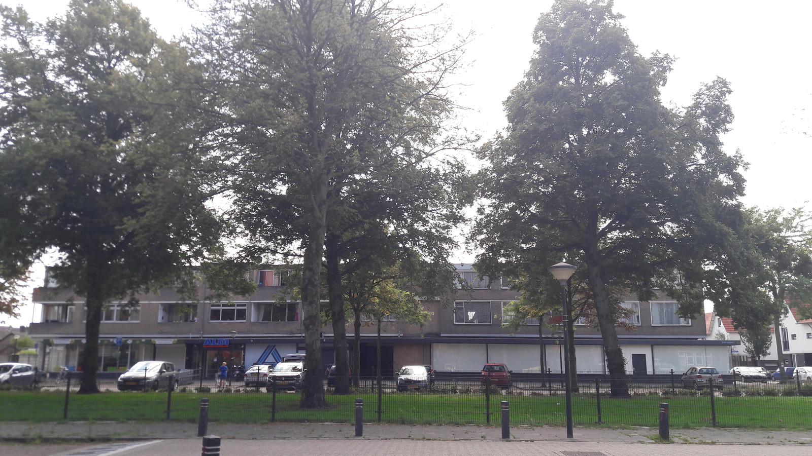 De Aldi-vestiging in Braakhuizen-Zuid
