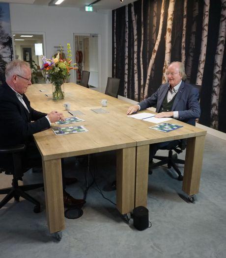 Hilvarenbeek auf Deutsch, en andere economische plannen