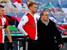 Vandaag wordt duidelijk of Feyenoord het seizoen nog van glans kan voorzien