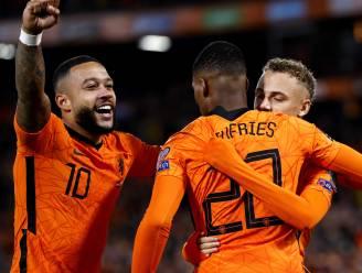 Lang goed voor assist bij debuut in basis Oranje, dat met ruime cijfers wint van Gibraltar